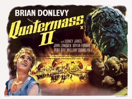 Quatermass 2 / La marque (1957)