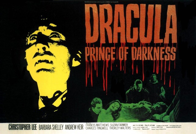 Dracula, Prince of Darkness (1966)