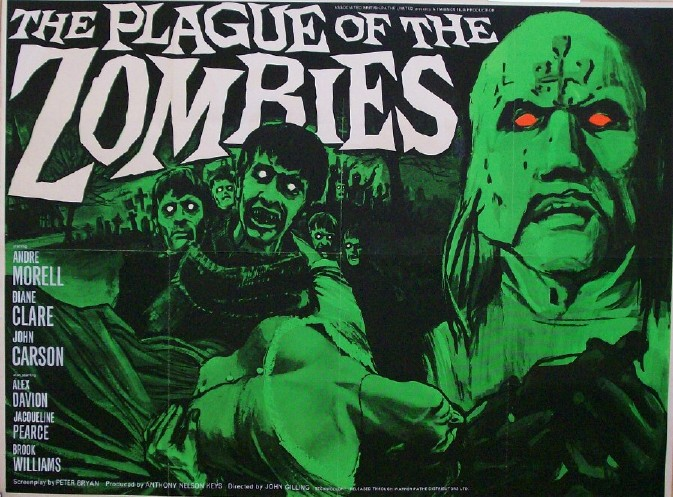 The Plague of the Zombies / L'invasion des morts-vivants (1966)