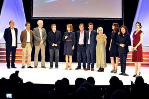 Jury du festival de Dinard 2011