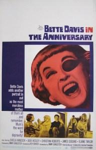 The anniversary (hammer) avec Bette Davis