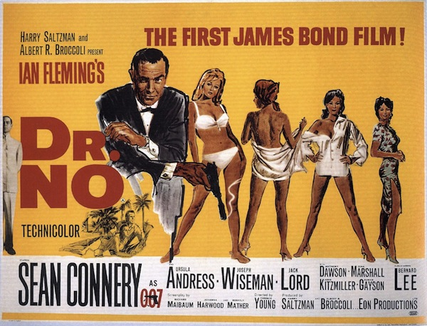Dr. No / James Bond 007 contre Dr. No (1962)