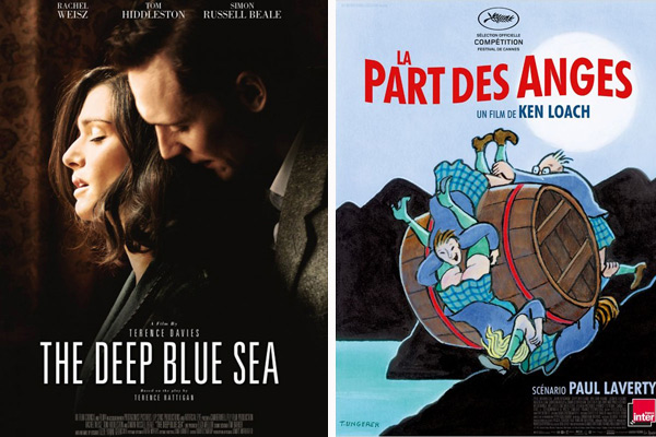 Deep Blue Sea / La part des anges