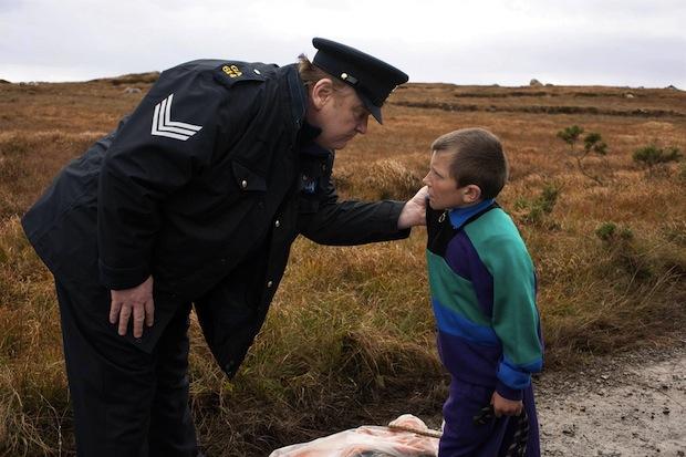 The Guard / L'Irlandais (2011)