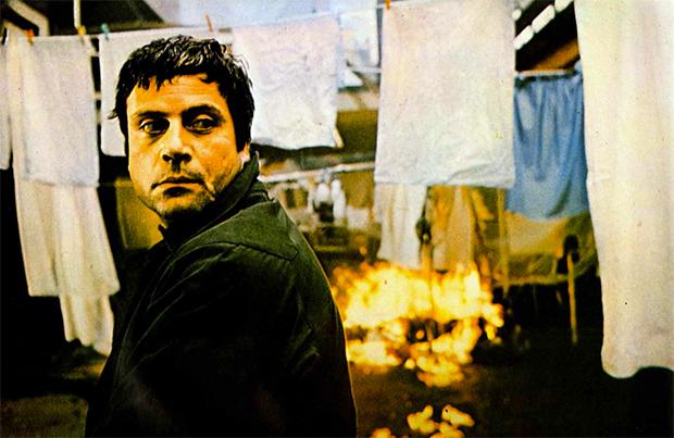 Sitting Target / La cible hurlante (1972)