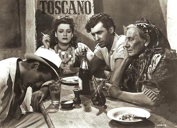 Madonna of the Seven Moons / La madone aux deux visages (1945)