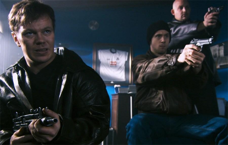 Rise of A footsoldier - L'ascension d'un homme de main (2007)