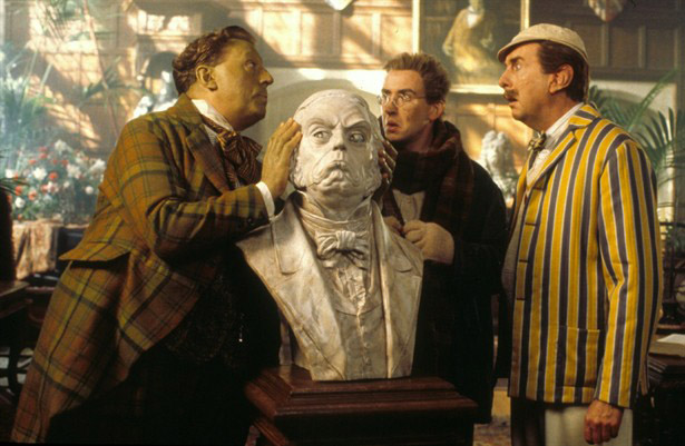 The Wind In the Willows / Du vent dans les saules (1996)
