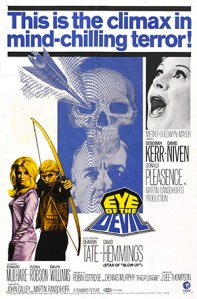 Eye of the Devil (affiche, 1966)