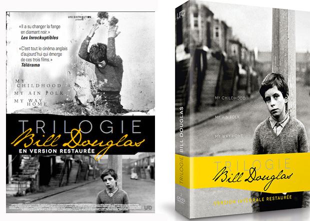 La trilogie Bill Douglas sort en DVD