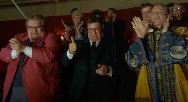 Funny Bones / Les drôles de Blackpool (1995)