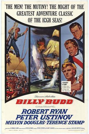 Billy Budd (affiche)