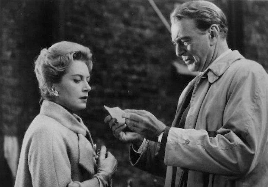 The Naked Edge (1961) avec Deborah Kerr et Gary Cooper