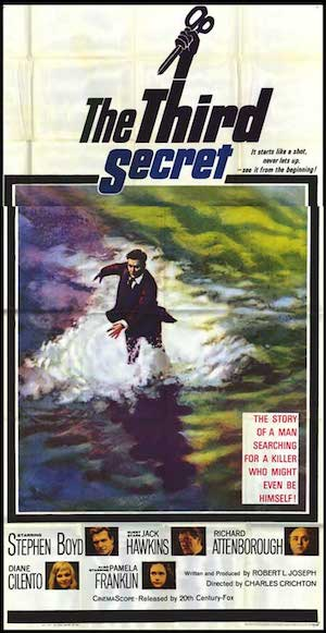 The Third Secret (affiche)