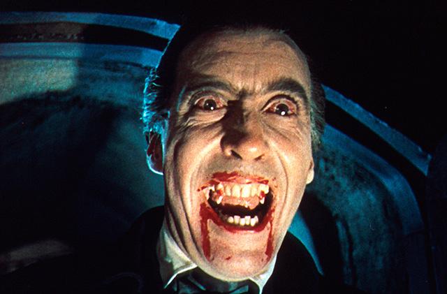 Dracula / Le cauchemar de Dracula (1958)