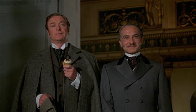 Without a Clue / Elémentaire mon cher… Lock Holmes (1988)