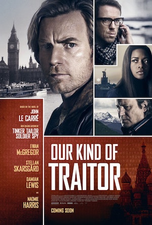 Our kind of traitor (affiche)