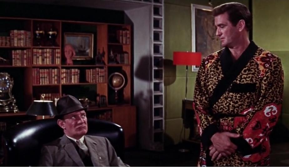 The Liquidator / Le liquidateur (1965)