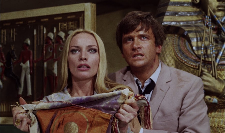 Mummy's Shroud / Dans les griffes de la momie (1967)