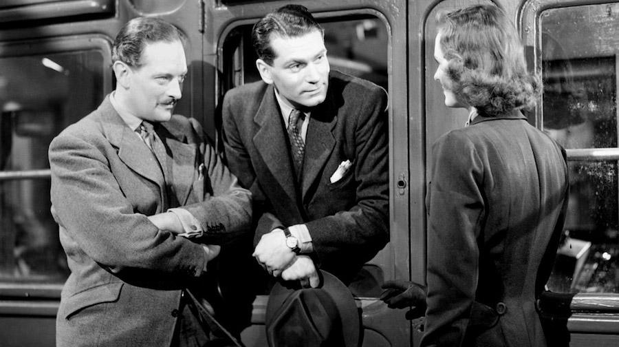 The Demi-Paradise / L'étranger (1943)