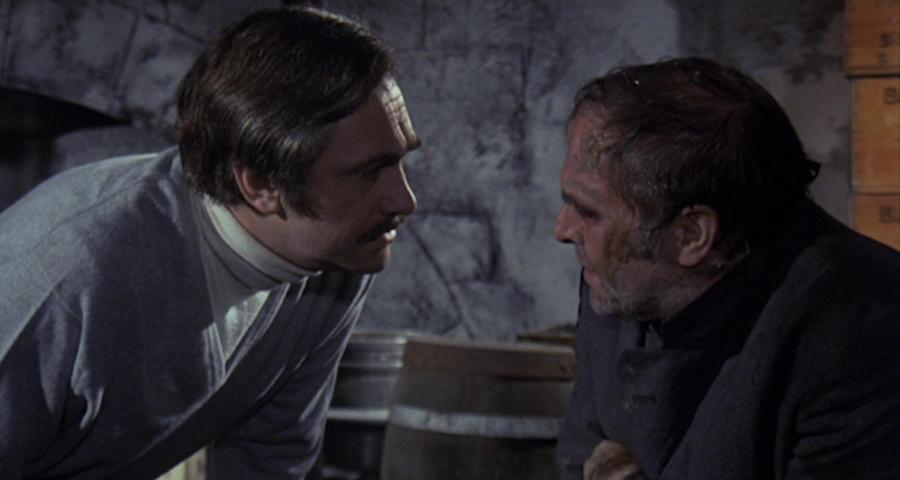 Revenge / Violence en Sous-Sol (1971)