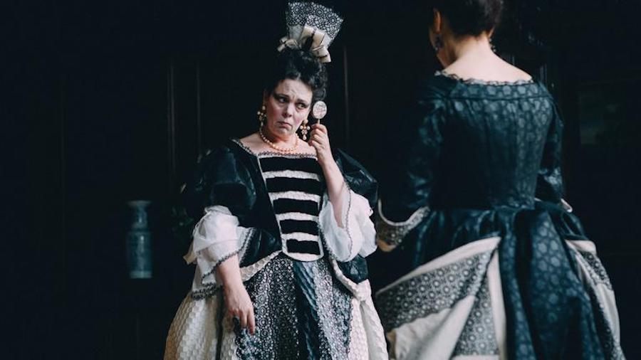 The Favourite / La favorite (2018)