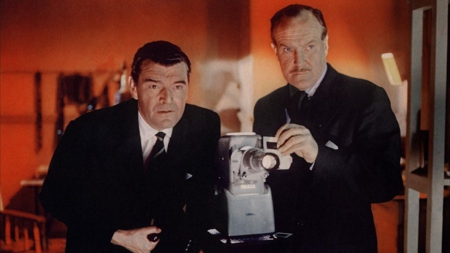 Gideon's Day / Inspecteur de service (1958)
