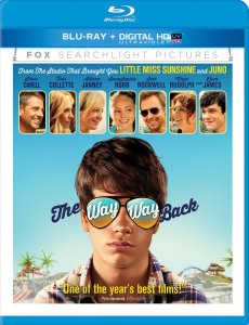 The Way Way Back Bluray