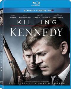 Killing-Kennedy-Blu-ray
