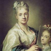 """Rosalba Carriera: """"vaporosa elegia"""""""