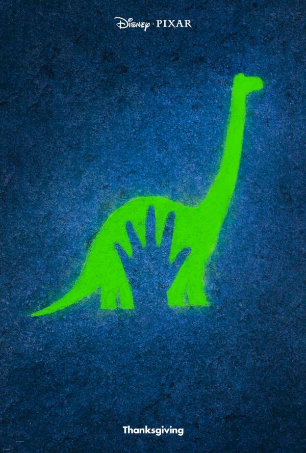 The Good Dinosaur - Póster