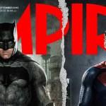 'Batman V Superman: Dawn of Justice' Cubre la Portada de Empire Magazine