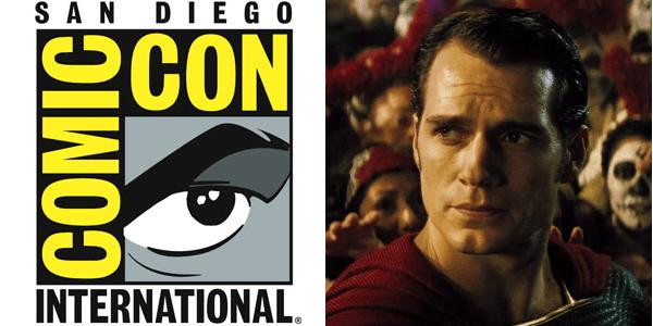 Comic-Con - Batman V Superman: Dawn of Justice