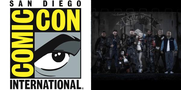 Comic-Con - Suicide Squad