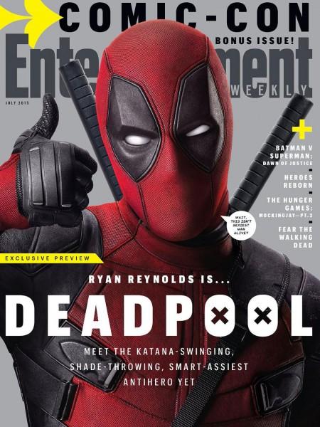 Deadpool - Cover
