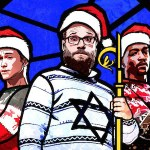 Seth Rogen, Anthony Mackie, y Joseph Gordon-Levitt Protagonizan Trailer Censurado de 'The Night Before'