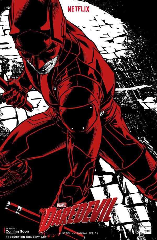 Daredevil - Póster