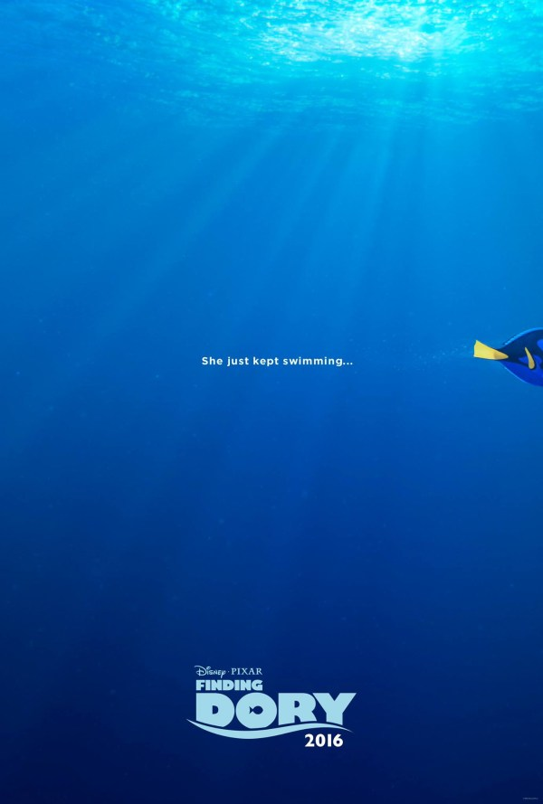 Finding Dory - Póster