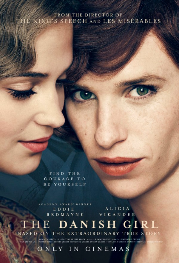 The Danish Girl - Póster