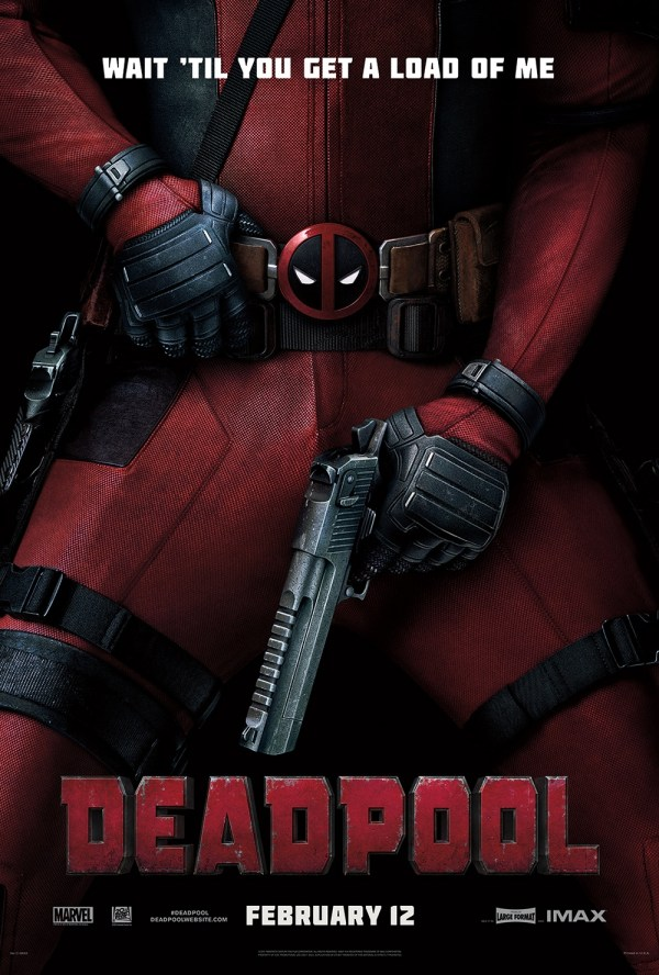 Deadpool - Póster