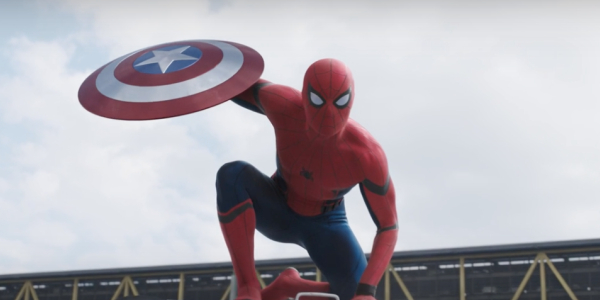 Captain America: Civil War - Spider-Man