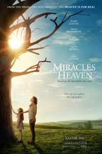 Miracles from Heaven - Póster