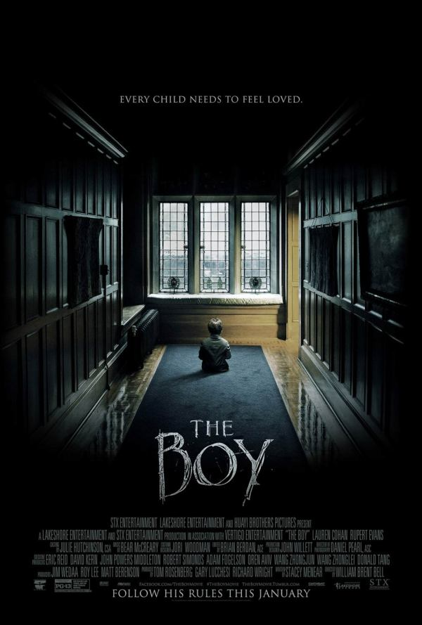 The Boy - Póster