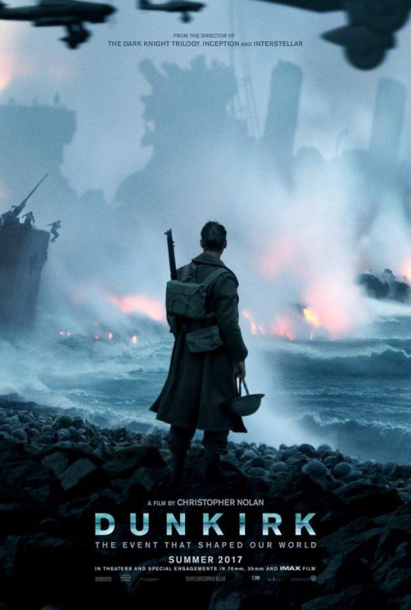 Dunkirk - Póster