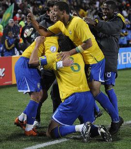 Brasil campeão Copa Confederações