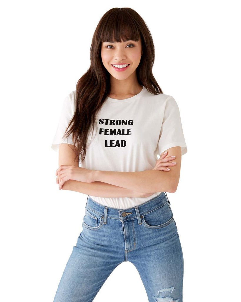 Strong Female Lead Tee