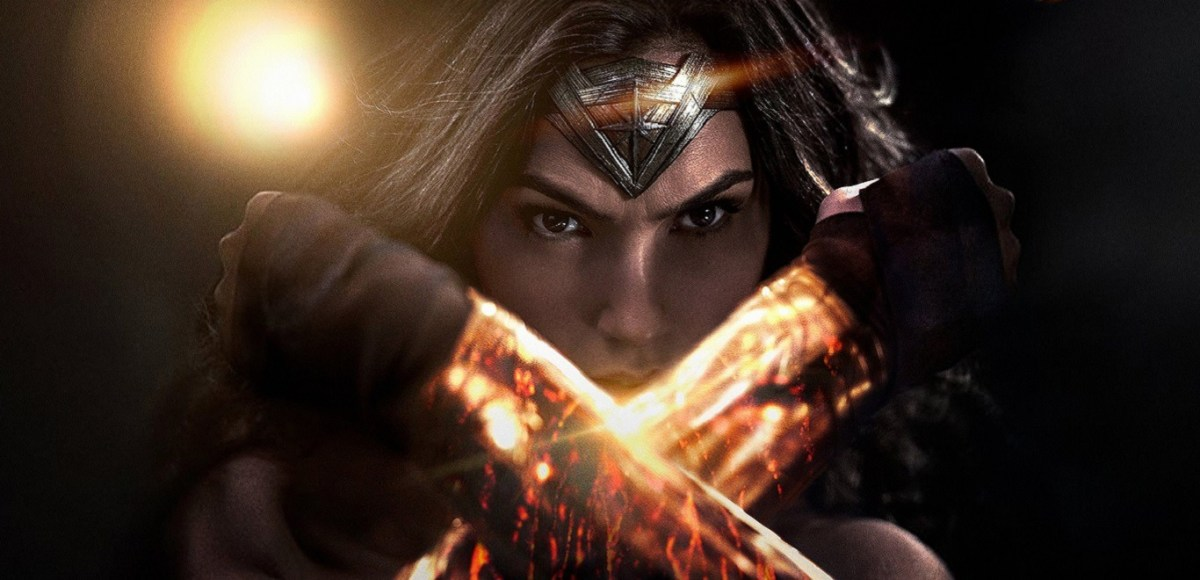 Wonder Woman Title