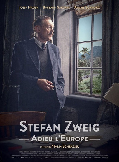 Stefan Zweig Farewell to Europe 2016 (Стефан Цвейг)