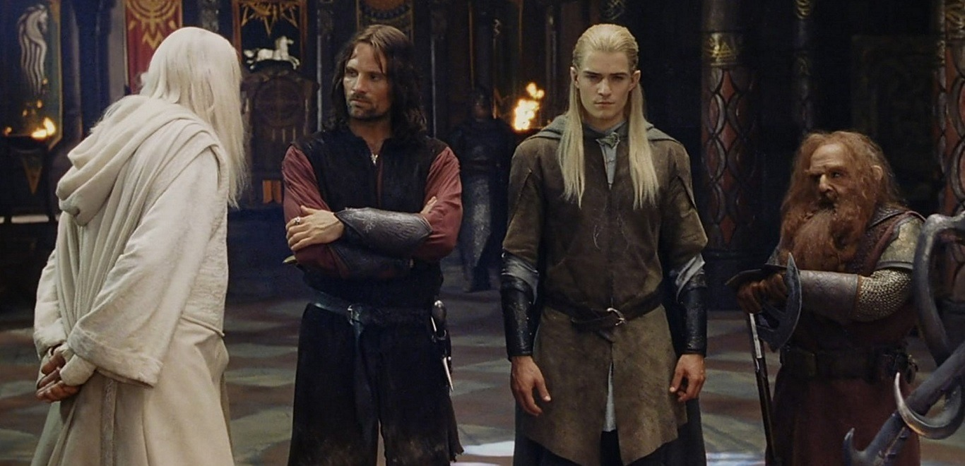 The Lord of the Rings The Return of the King 2003 (Властелин колец)