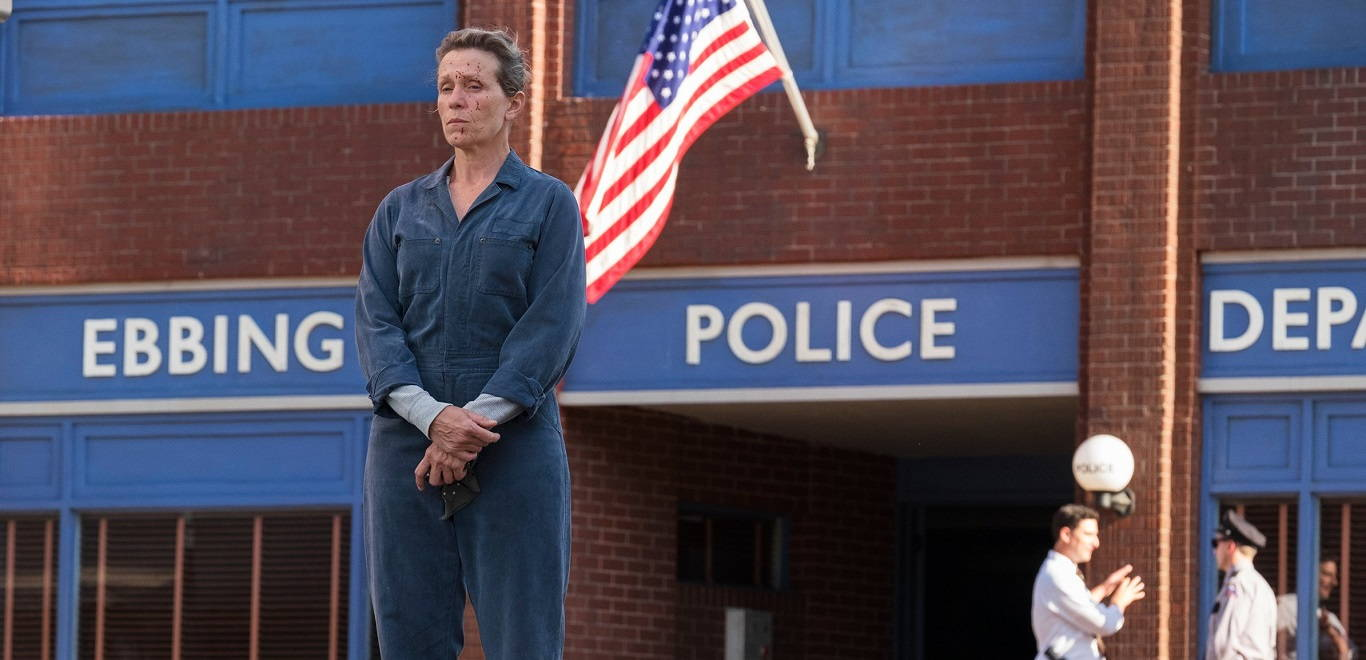 Three Billboards Outside Ebbing, Missouri 2017 (Toronto Film Critics Association Awards 2017)